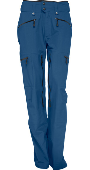 """Norrøna W's Tamok Gore-Tex Pants Beyond Blue"""
